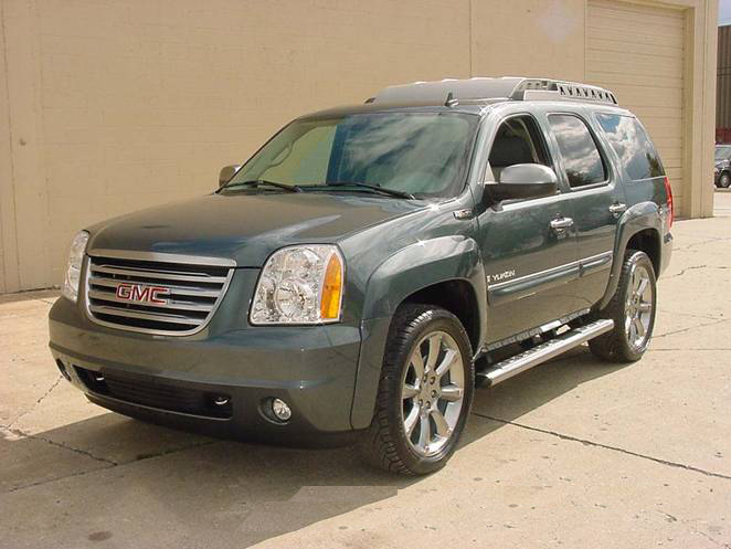 2007 Gmc Yukon All Terrain Suv 71847