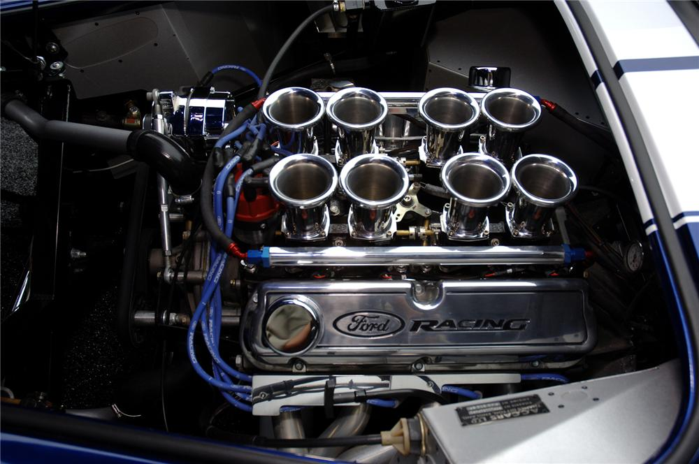 1965 FACTORY FIVE SHELBY COBRA RE-CREATION ROADSTER - Engine - 71923