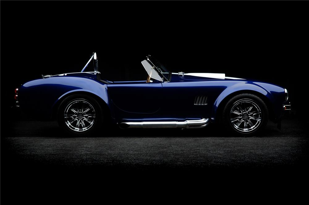 1965 FACTORY FIVE SHELBY COBRA RE-CREATION ROADSTER - Side Profile - 71923