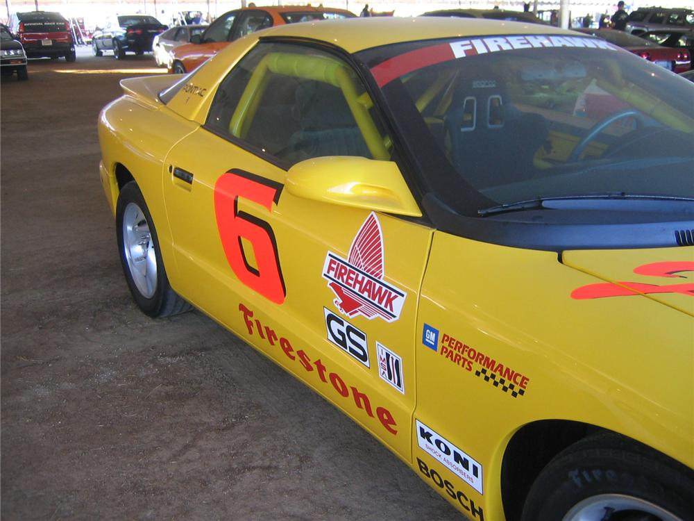1993 PONTIAC FIREBIRD IMSA RACE CAR - Engine - 72022