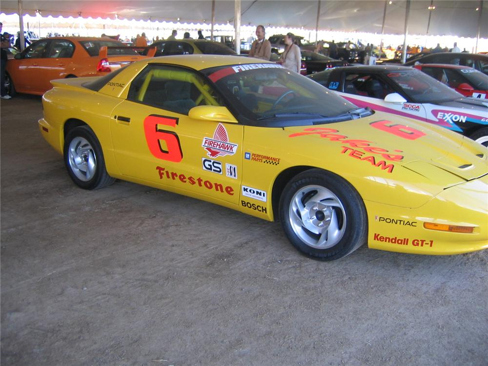 1993 PONTIAC FIREBIRD IMSA RACE CAR - Front 3/4 - 72022