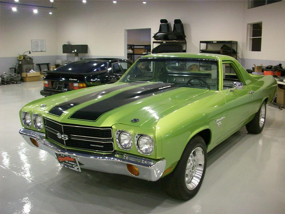 lime green chevy truck with 1970 Chevrolet El Camino Pickup 72032 on 969651 My T56 Conversion moreover Proud To Be Country Gmc Chevy 4 X moreover Watch likewise Watch further She Wants The Diesel Decal.