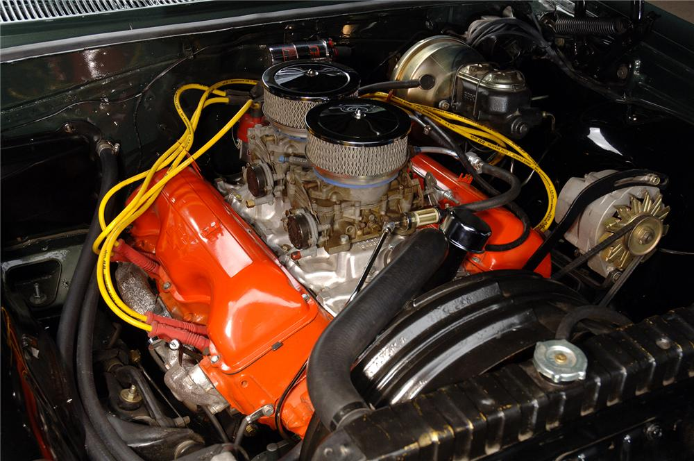 1964 CHEVROLET IMPALA SS CONVERTIBLE - Engine - 72039