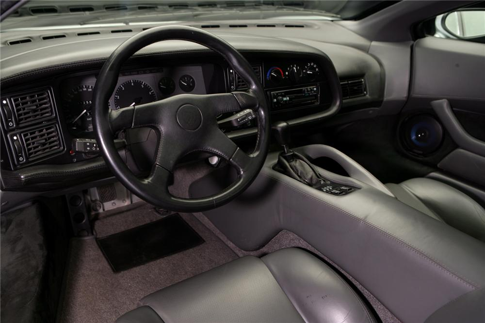 1993 JAGUAR XJ 220 2 DOOR HARDTOP - Interior - 72814