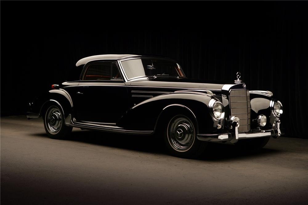 1955 Mercedes Benz 300sc Coupe 72824