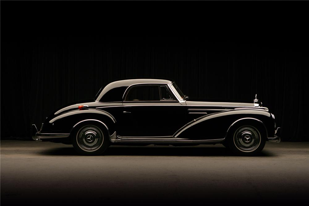 1955 MERCEDES-BENZ 300SC COUPE - Side Profile - 72824
