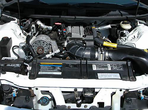 1994 PONTIAC FIREBIRD TRANS AM CONVERTIBLE - Engine - 73026