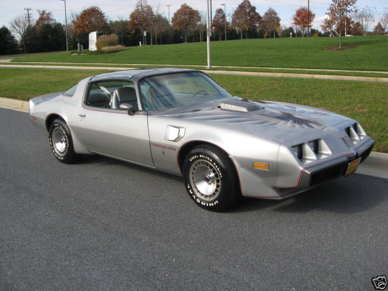 1979 PONTIAC TRANS AM 2 DOOR COUPE - Front 3/4 - 73034