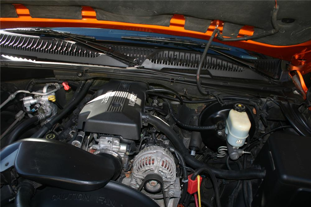 2000 CHEVROLET TAHOE Z71 THE NORTH FACE EDITION - Engine - 73153