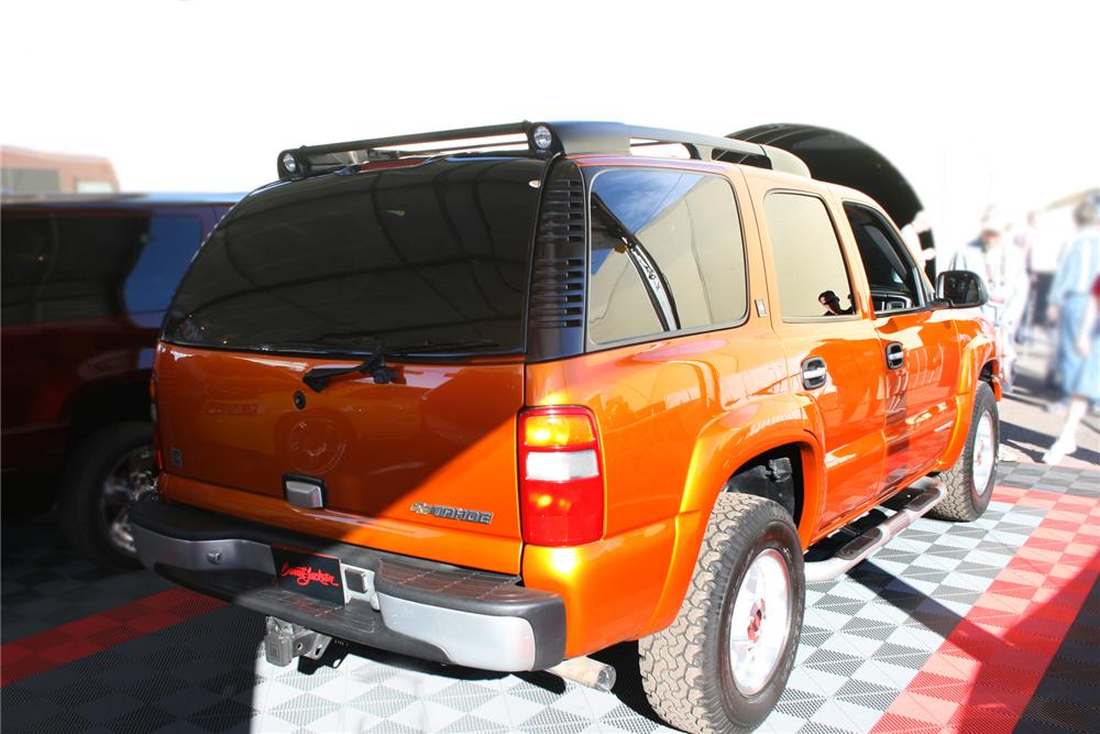 2000 CHEVROLET TAHOE Z71 THE NORTH FACE EDITION - 73153