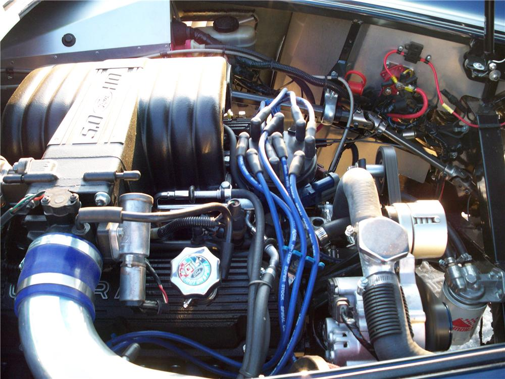 2005 FACTORY FIVE SHELBY COBRA RE-CREATION ROADSTER - Engine - 75010