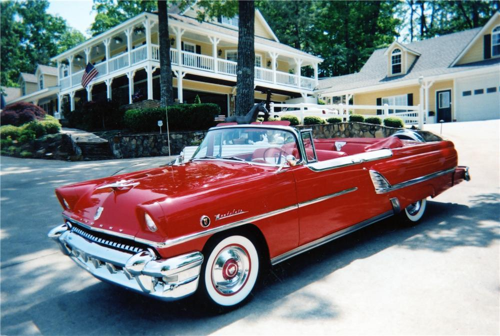 1955 Mercury Montclair Convertible 75016