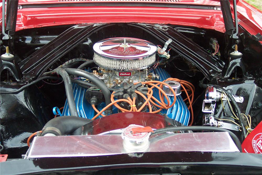 1963 FORD FALCON CONVERTIBLE - Engine - 75042