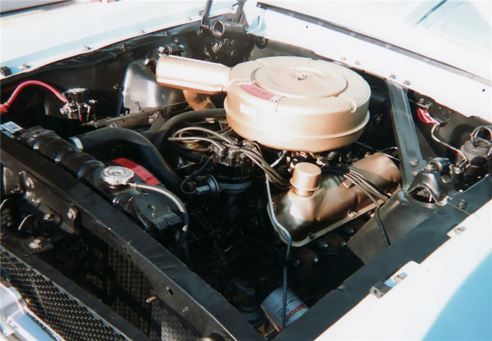 1965 FORD MUSTANG CONVERTIBLE - Engine - 75136
