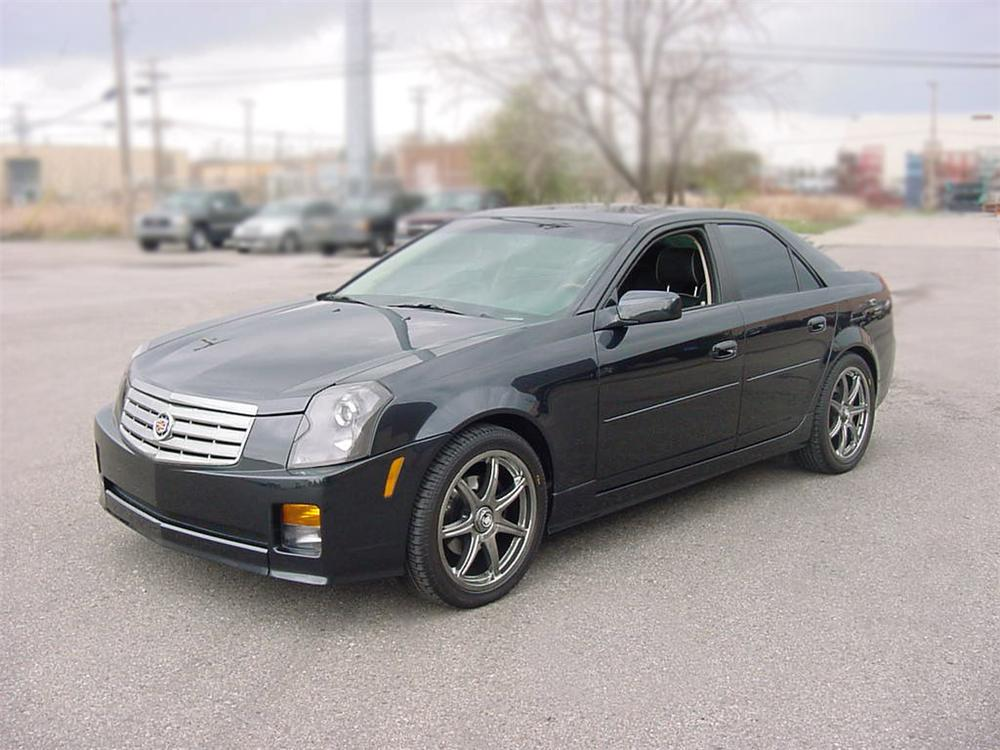 2003 CADILLAC CTS-M CUSTOM COUPE - Front 3/4 - 75198