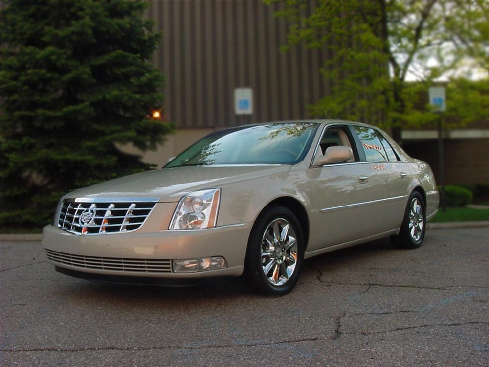2006 Cadillac Dts Platinum Custom Coupe
