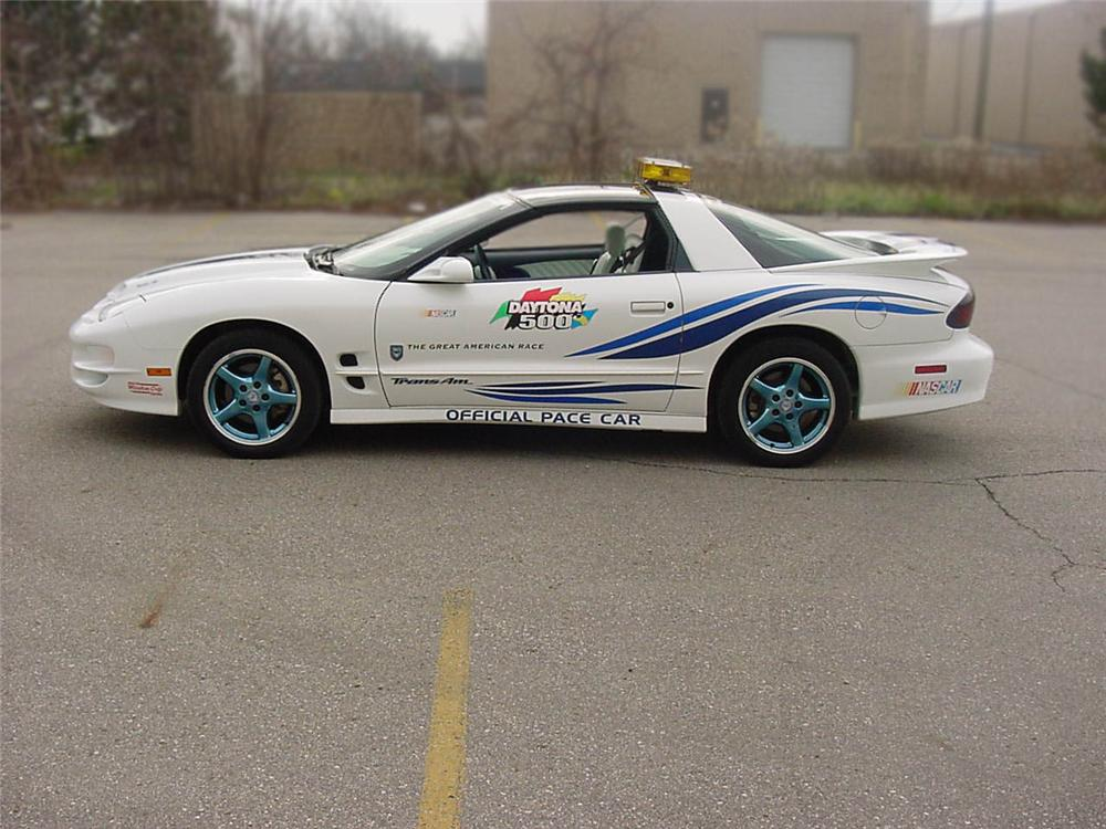 1999 pontiac firebird with 1999 Pontiac Firebird Trans Am Daytona 500 Pace Car 75205 on Cars together with Watch likewise 25 Cabriolets A Prix Abordable additionally 1983 PONTIAC FIREBIRD TRANS AM COUPE 93538 additionally 1999 Honda Prelude Cambelt Change.