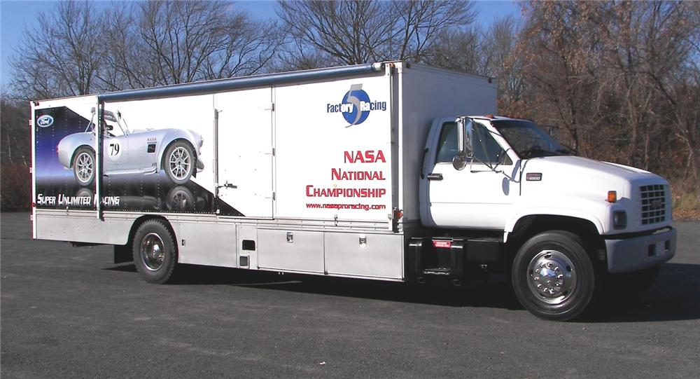 1999 Gmc C6500 Race Car Hauler 75272