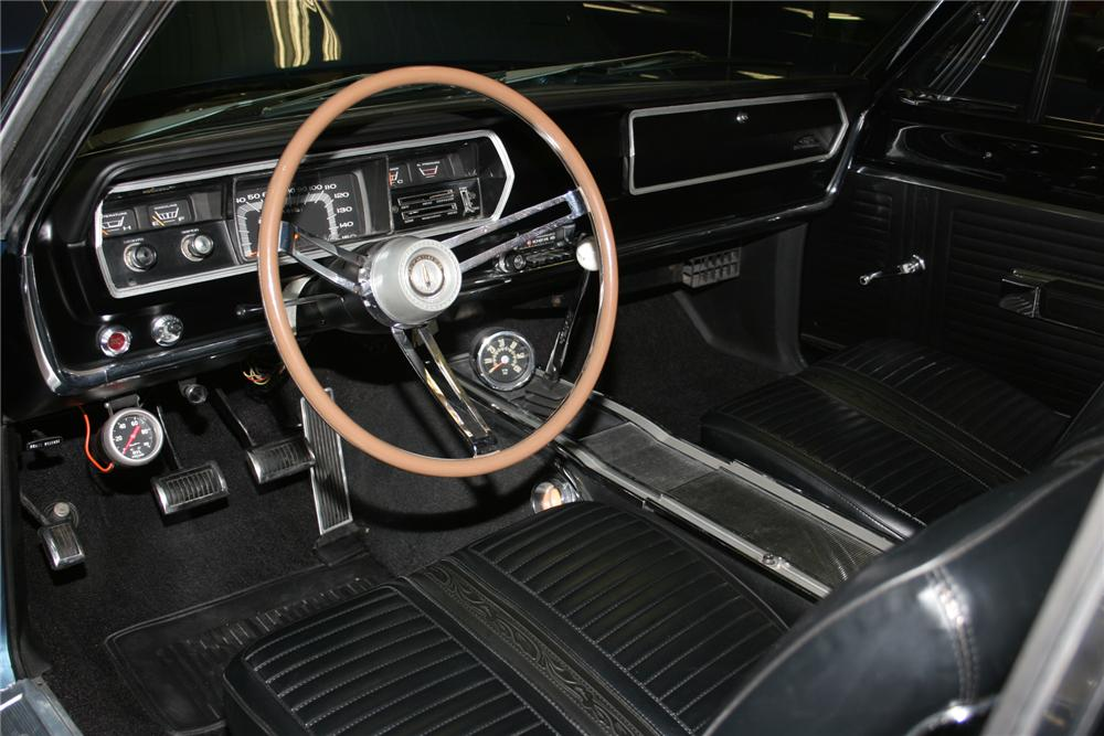 Mothballed Since The Seventies 1967 Plymouth Gtx