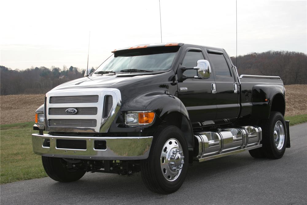 2006 ford f 650 sd custom supertruck 75276. Black Bedroom Furniture Sets. Home Design Ideas