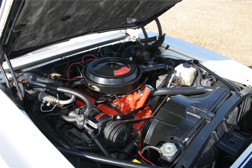 1968 CHEVROLET CAMARO RS COUPE - Engine - 75277