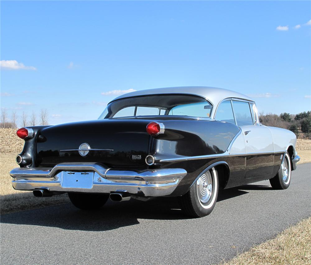 1956 oldsmobile holiday 88 2 door hardtop 75279