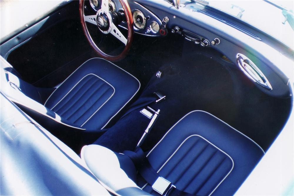 1960 AUSTIN-HEALEY 3000 BN7 ROADSTER - Interior - 75326