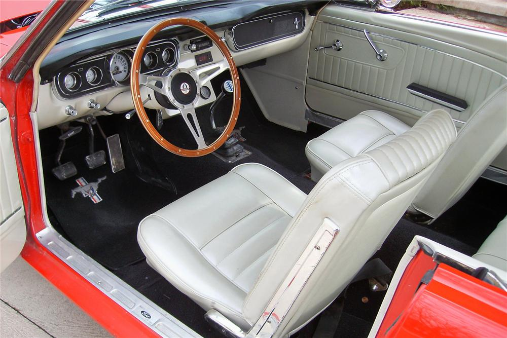 1965 Mustang Price >> 1965 FORD MUSTANG CUSTOM COUPE