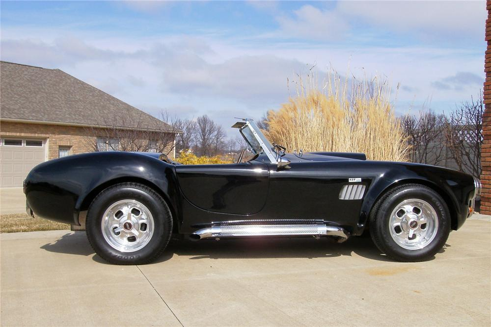 1966 SHELBY COBRA RE-CREATION ROADSTER - Side Profile - 75428