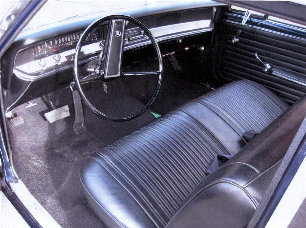 1967 buick gran sport coupe re creation 75448 for Creation interieur