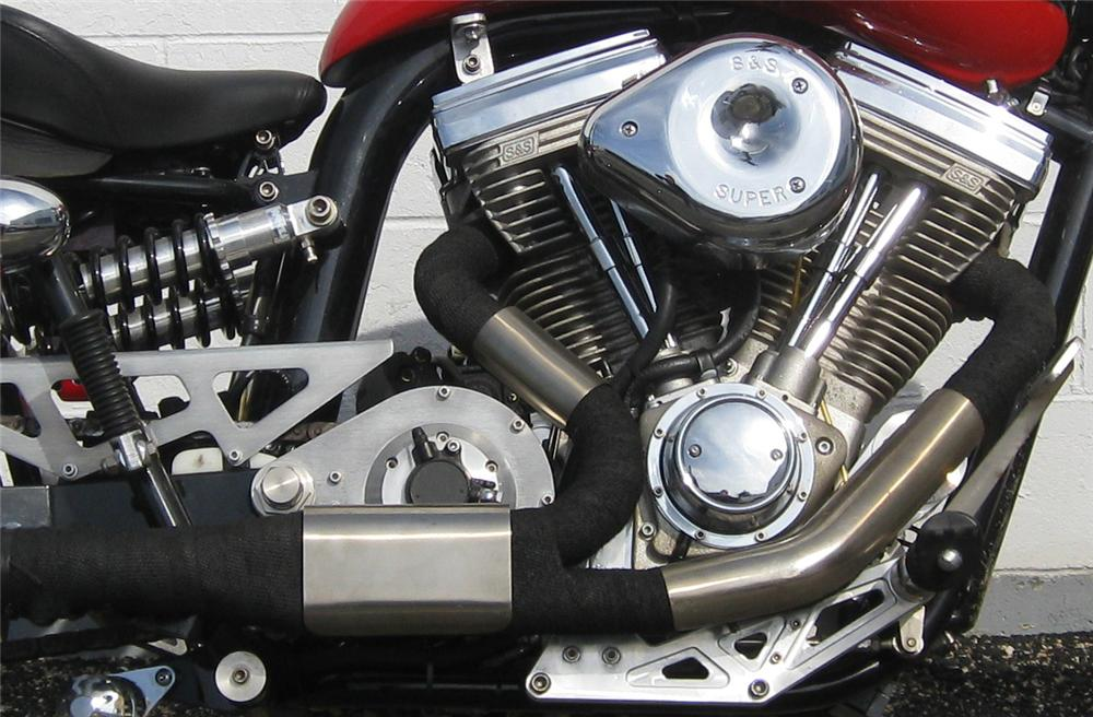 2001 CONFEDERATE HELLCAT MOTORCYCLE - Engine - 75465