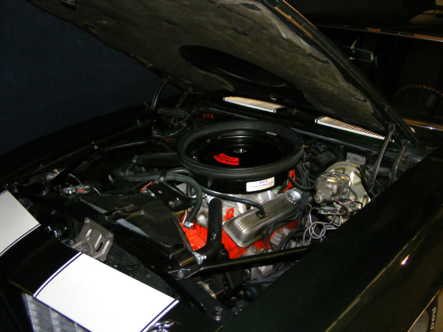 1969 CHEVROLET CAMARO Z/28 COUPE - Engine - 75498