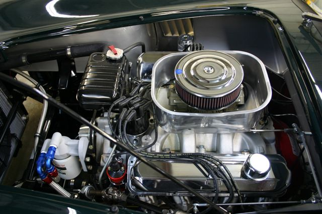 1965 SHELBY COBRA 427 ROADSTER RE-CREATION - Engine - 75613