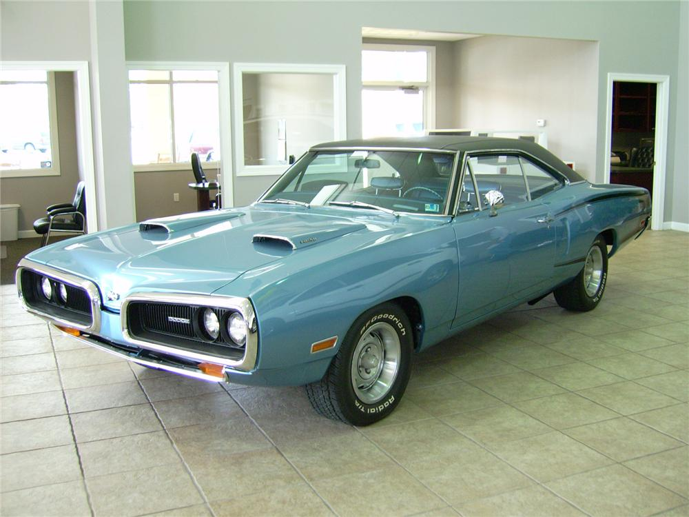 1970 DODGE SUPER BEE HEMI RE-CREATION - Front 3/4 - 75661