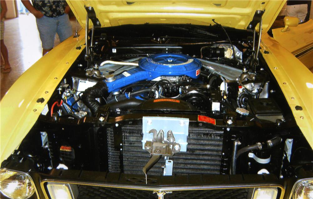 1973 FORD MUSTANG CONVERTIBLE - Engine - 75718