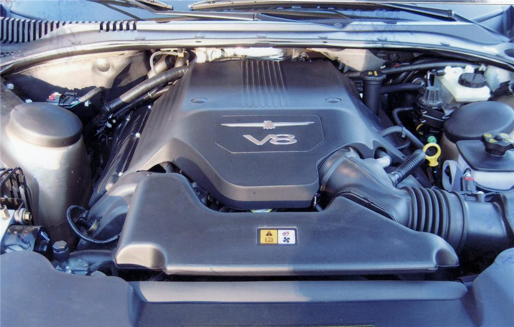 2005 FORD THUNDERBIRD CONVERTIBLE - Engine - 75834