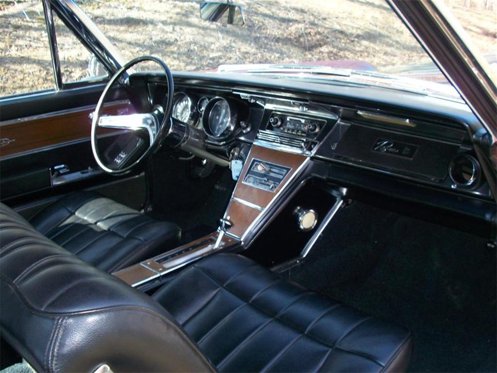 1965 BUICK RIVIERA GS 2 DOOR HARDTOP - Interior - 75835