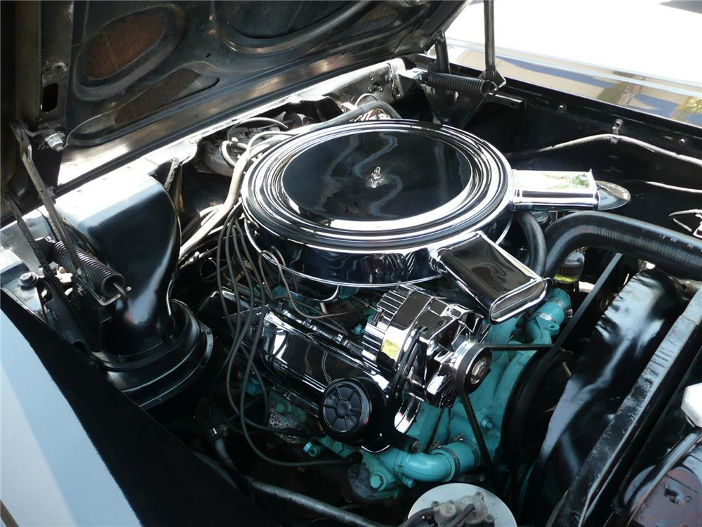 1958 PONTIAC BONNEVILLE SPORT COUPE - Engine - 79033