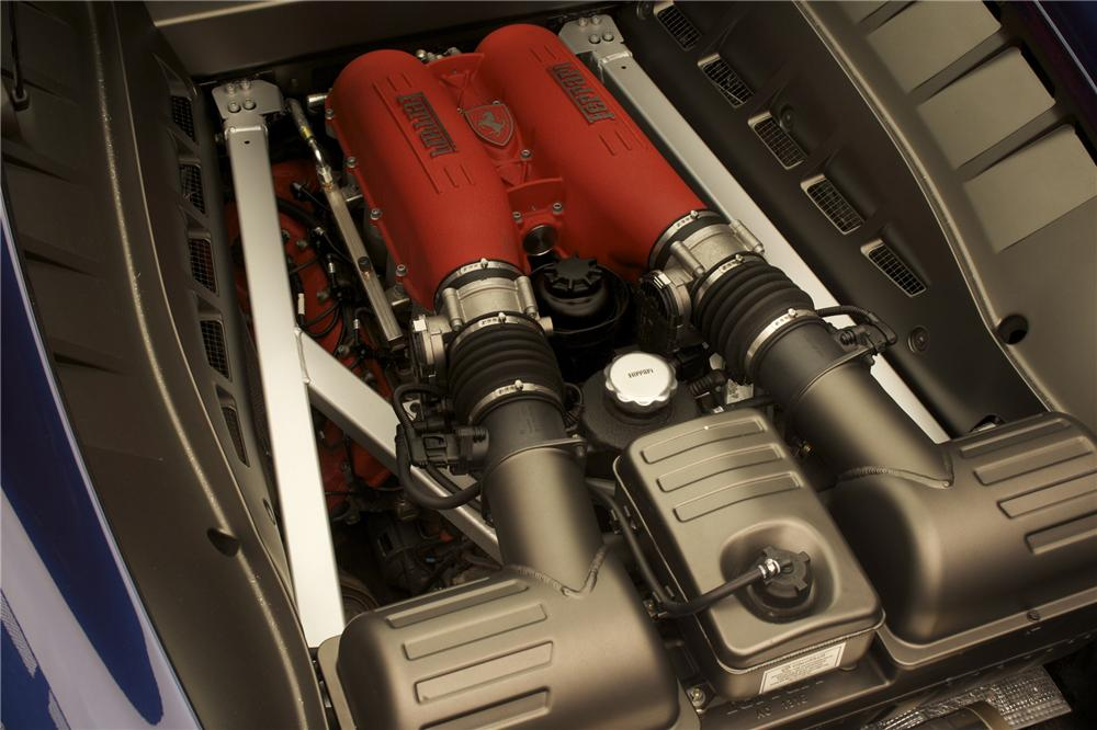 2006 FERRARI F430 COUPE - Engine - 79063