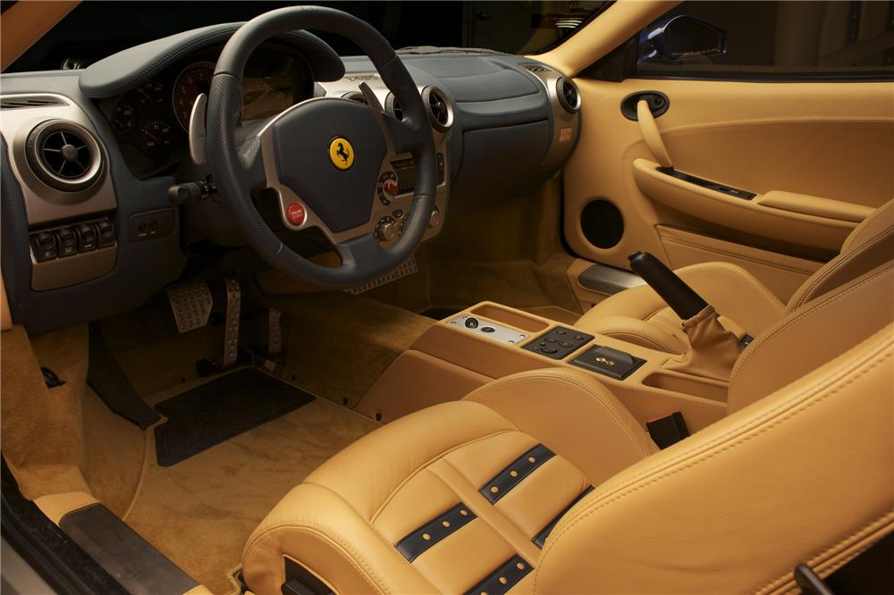 2006 FERRARI F430 COUPE - Interior - 79063