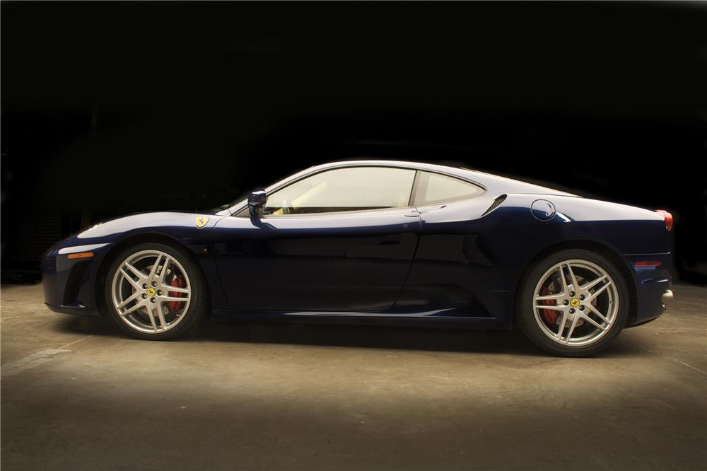 2006 FERRARI F430 COUPE - Side Profile - 79063