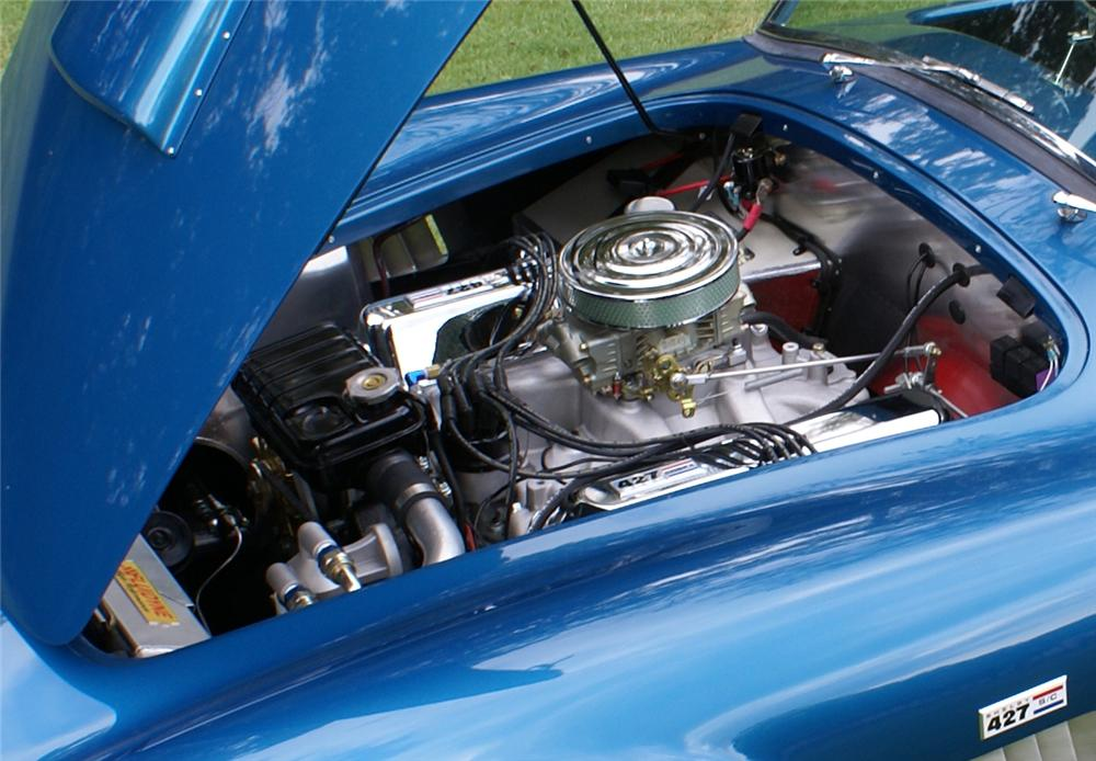 1965 SHELBY COBRA CSX 6000 ROADSTER - Engine - 79077