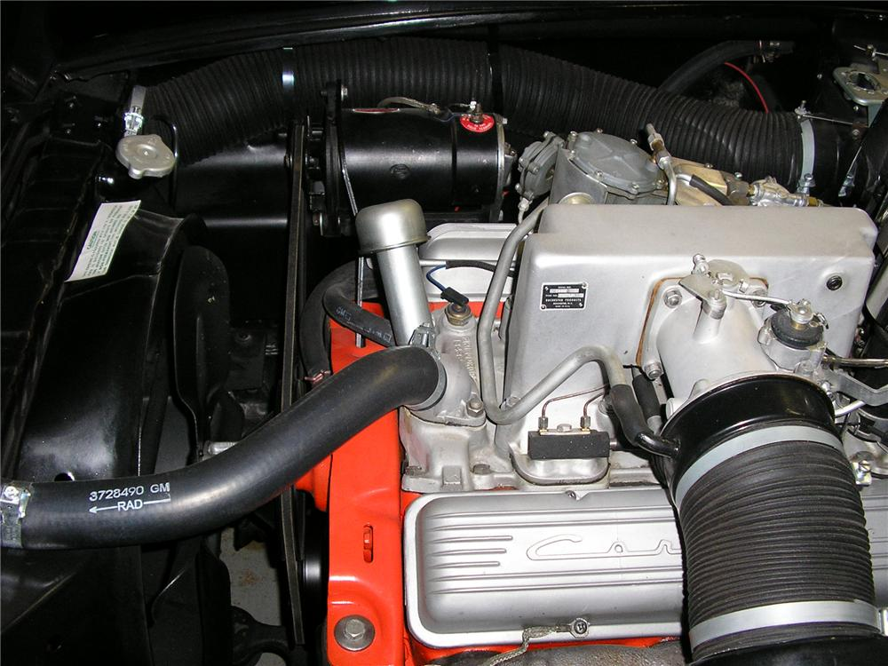 1960 CHEVROLET CORVETTE CONVERTIBLE - Engine - 79086