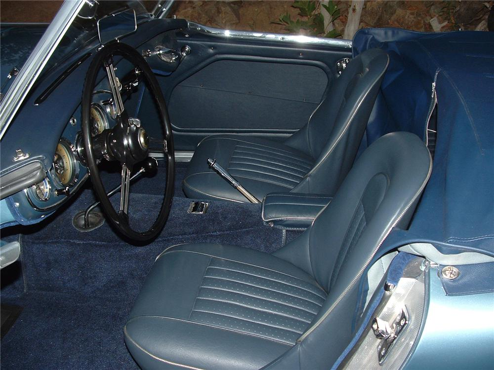 1960 AUSTIN-HEALEY 3000 MARK I ROADSTER - Interior - 79087