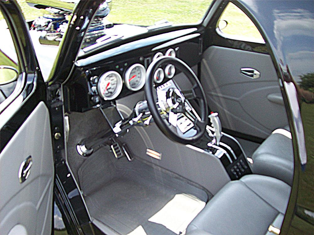 1941 WILLYS COUPE - Interior - 79108