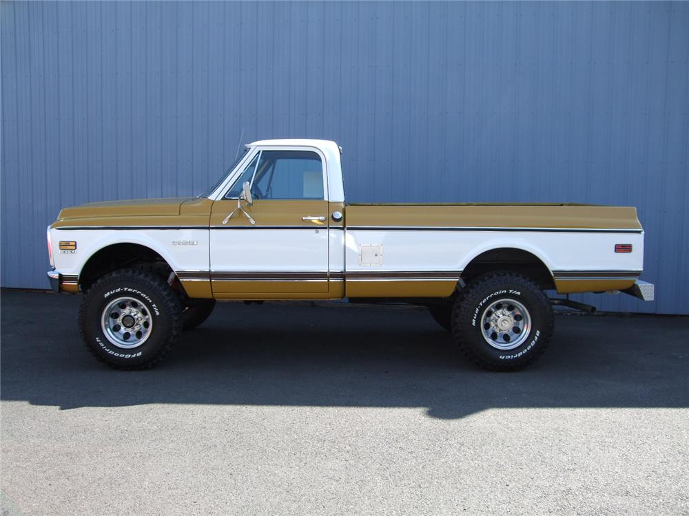 1972 Chevy Truck 4x4 For Sale Craigslist