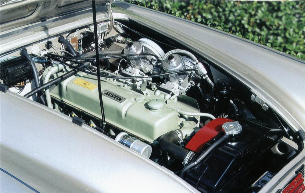 1967 AUSTIN-HEALEY 3000 MARK III BJ8 SPORTS CONVERTIBLE - Engine - 79122