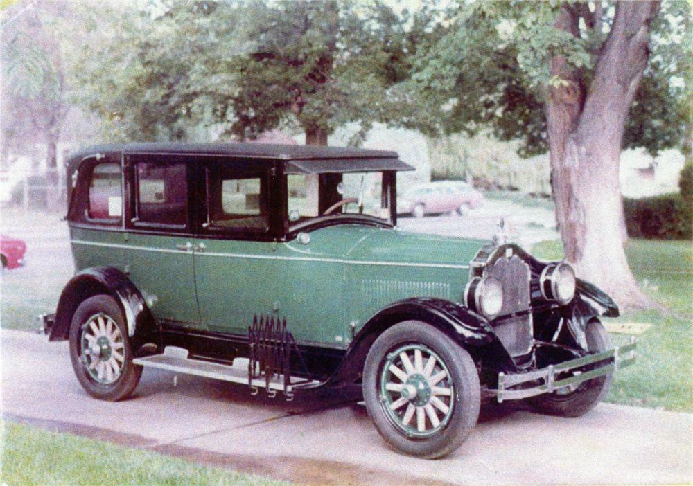 1927 buick 4 door sedan 79178 for 1927 nash 4 door sedan