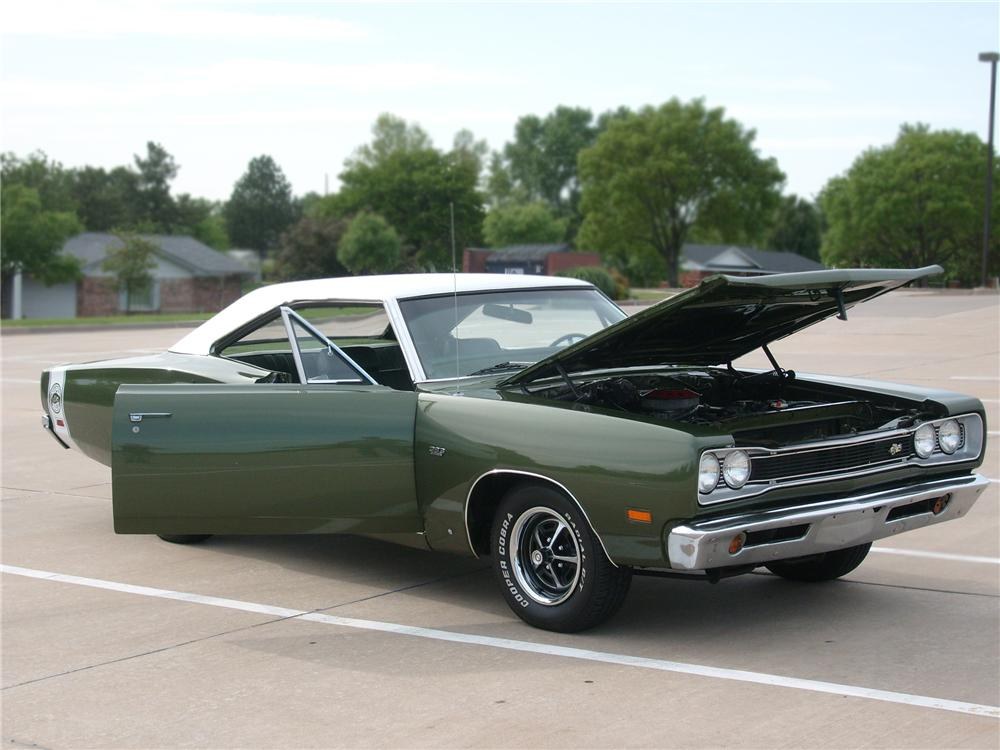 1969 DODGE SUPER BEE 2 DOOR HARDTOP - Misc 1 - 79184