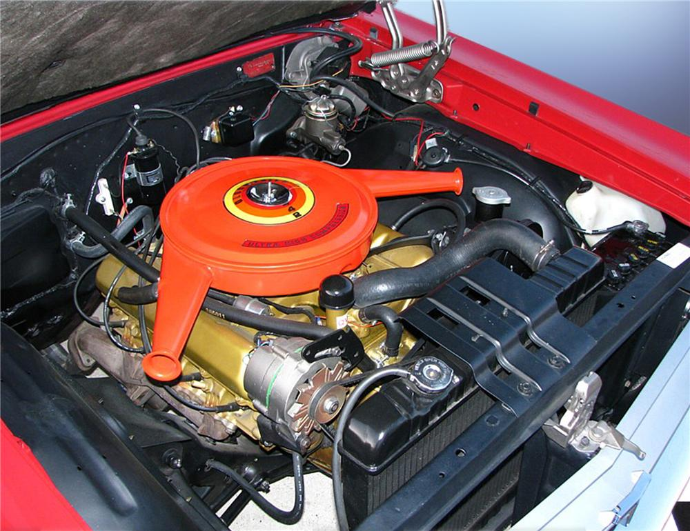 1964 OLDSMOBILE 442 COUPE - Engine - 79188